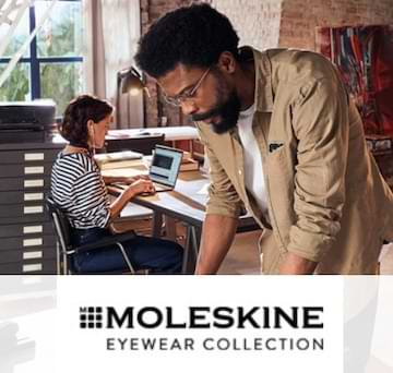 Moleskine Eyewear Collection