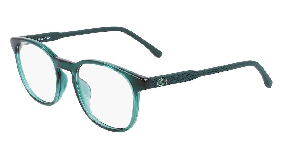Lacoste L3632 315 Shiny Green
