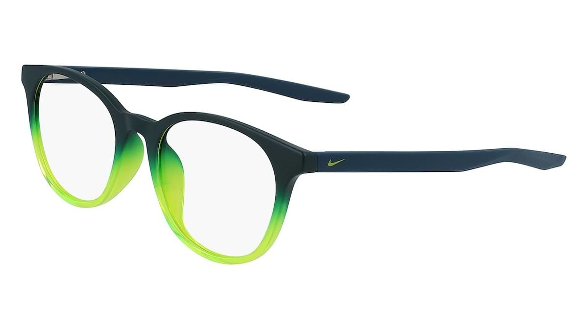 Nike 5020 307 Matte Midnight Turquoise Fade