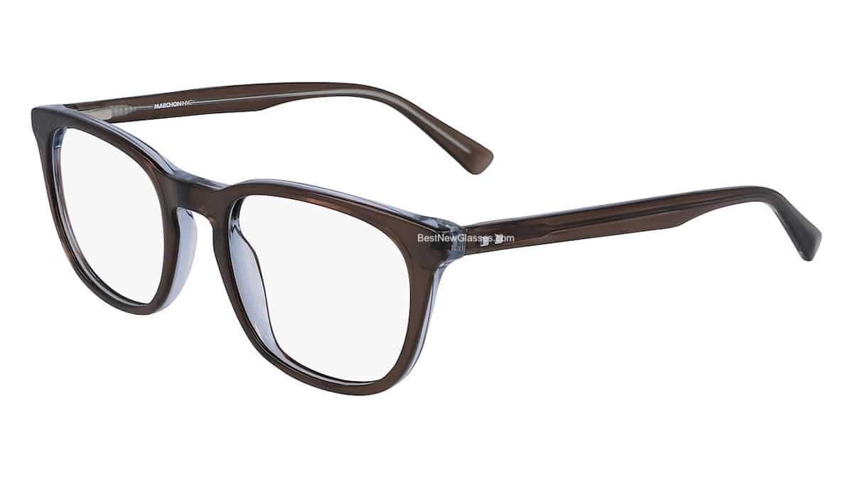 Marchon M-3506 210 Brown