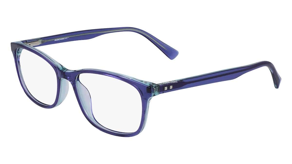 Marchon M-5505 470 Blue