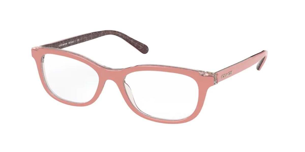 Coach HC6150 5584 Pink Glitter Sig C