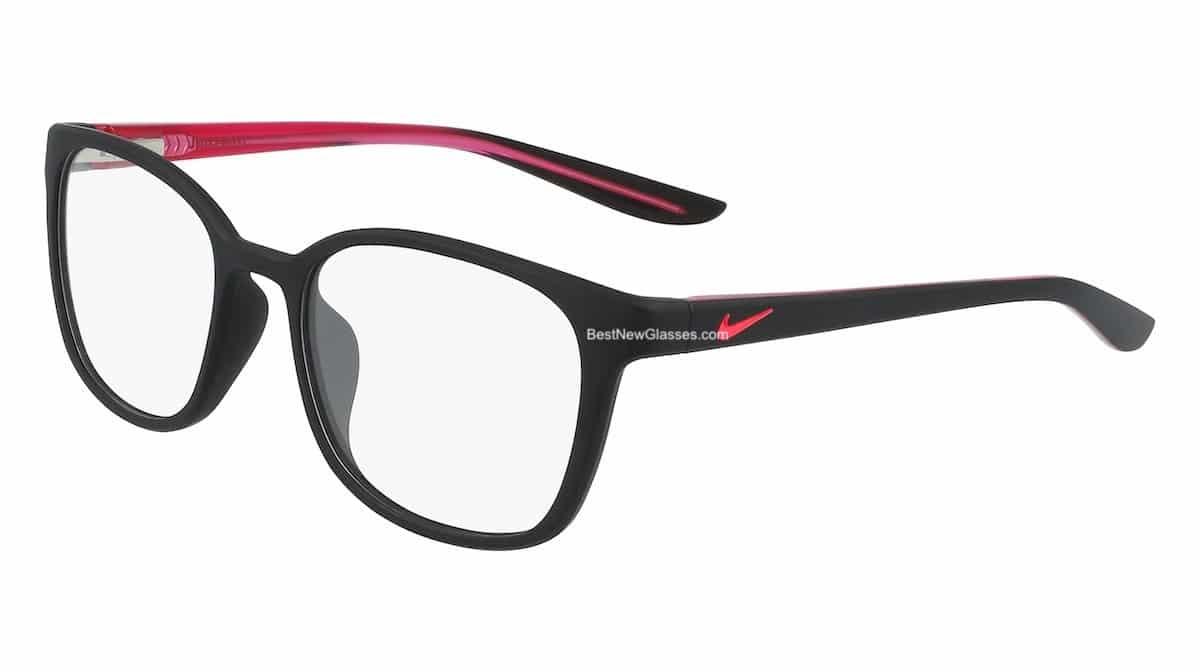 Nike 5027 006 Matte Black / Hyper Pink