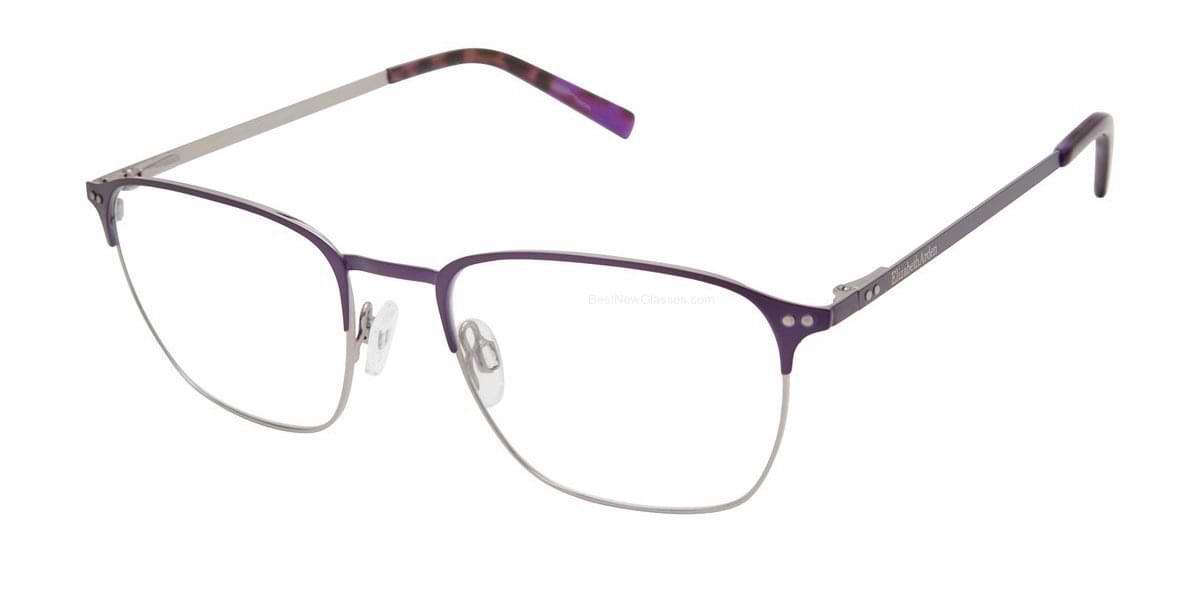 Elizabeth Arden EA1233 1 52 Purple / Silver