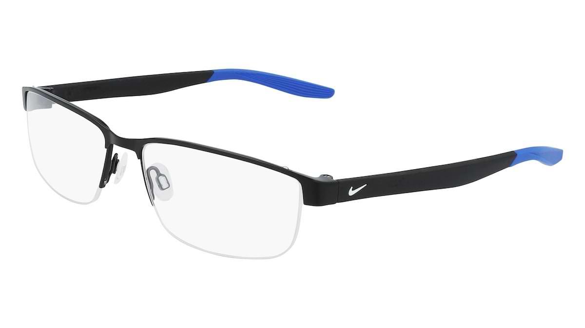 Nike 8138 008 Satin Black / Racer Blue