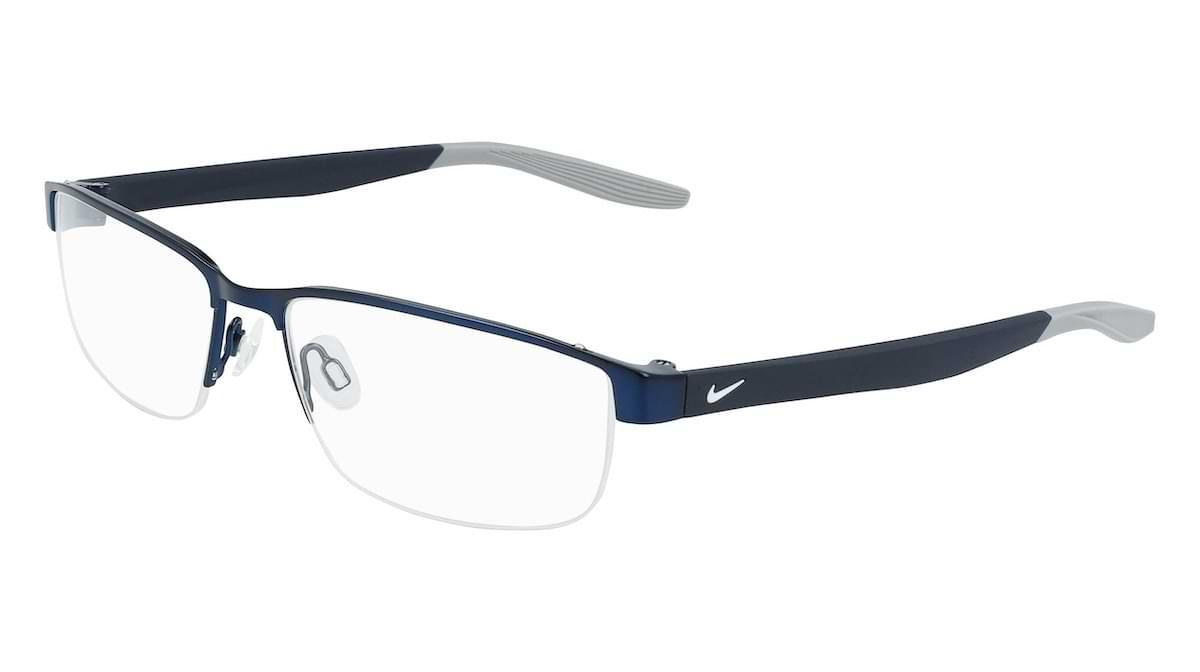 Nike 8138 405 Satin Navy / Wolf Grey