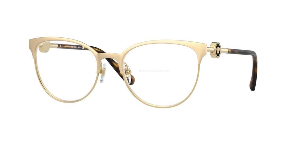 Versace VE1271 1410 Matte Gold / Gold