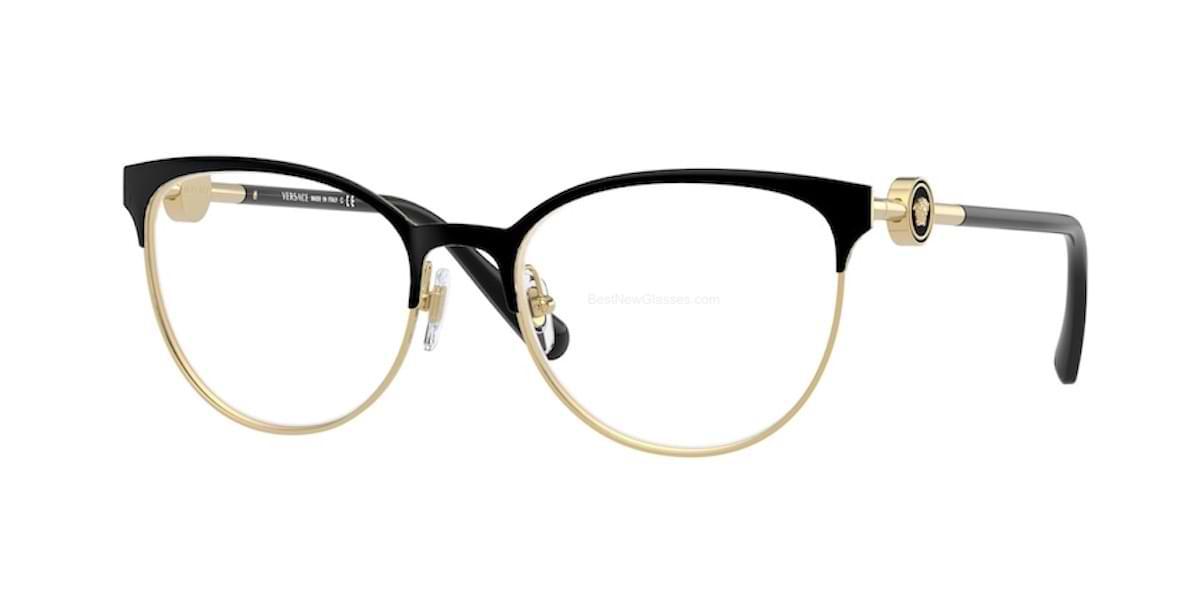 Versace VE1271 1433 Black / Gold