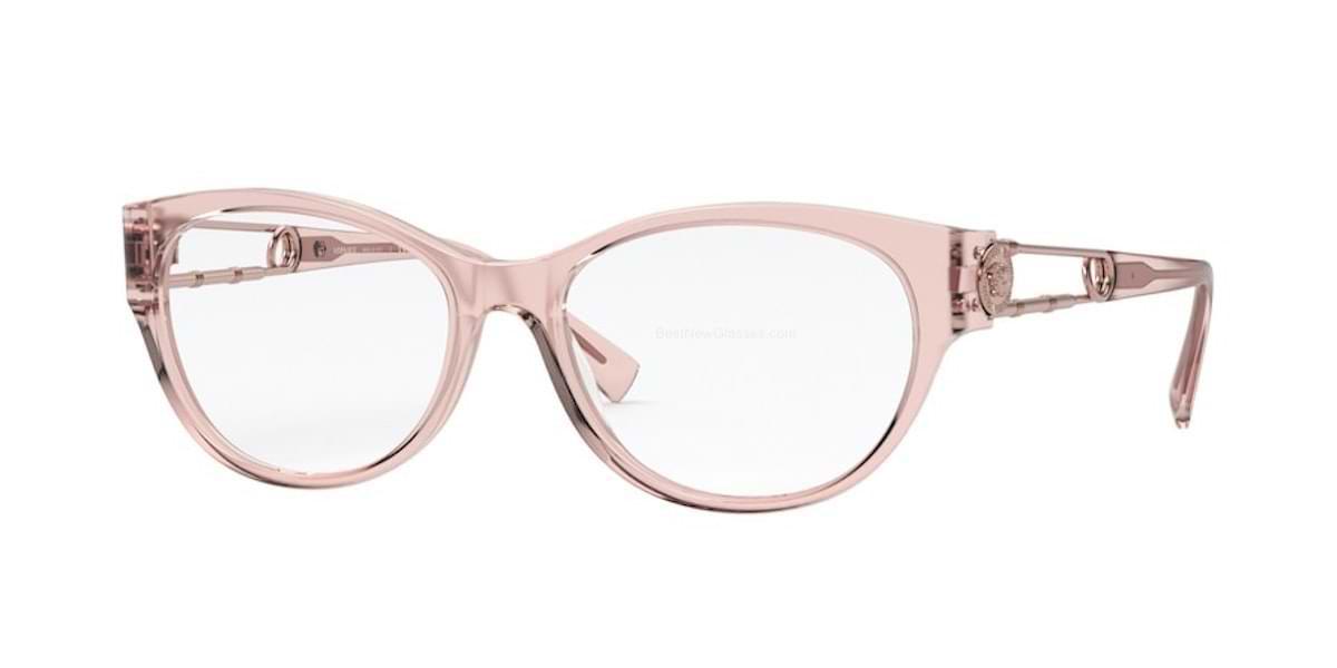 Versace VE3289 5339 Transparent Pink