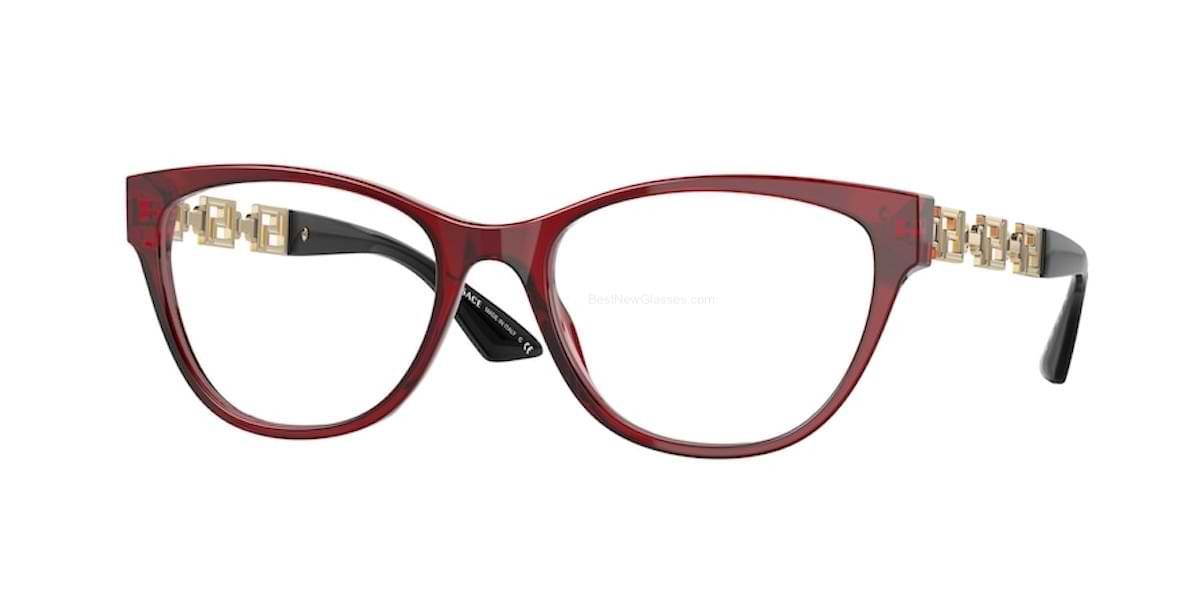 Versace VE3292 388 Bordeaux Transparent