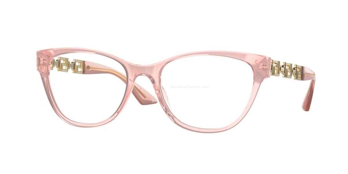 Versace VE3292 5322 Pink Transparent