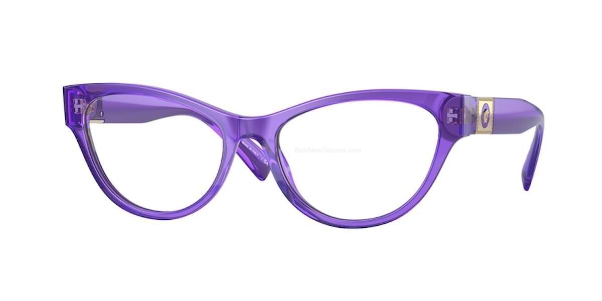 Versace VE3296 5323 Transparent Violet