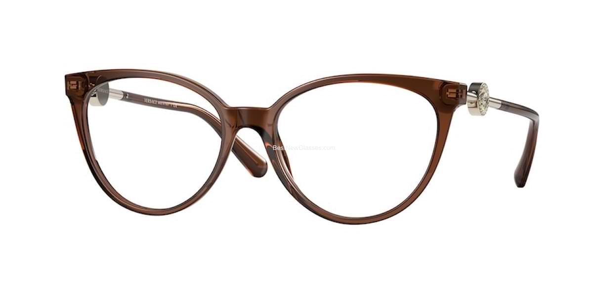 Versace VE3298B 5324 Transparent Brown