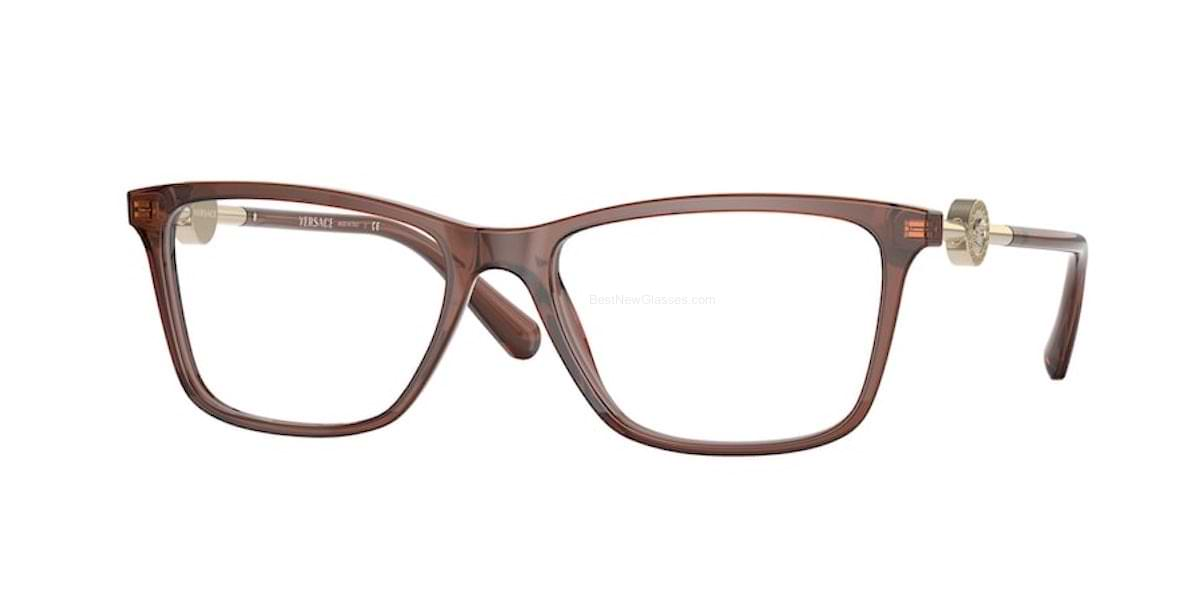 Versace VE3299B 5324 Transparent Brown
