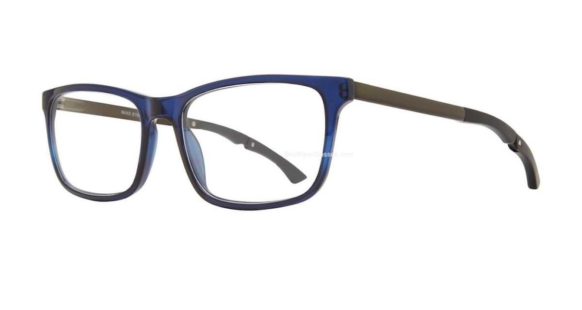 Maxx Eyewear Major Blue