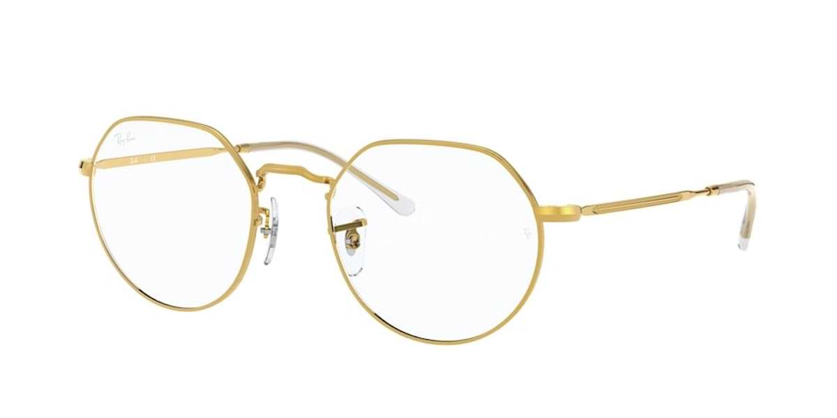 Ray-Ban RX6465 3086 Legend Gold