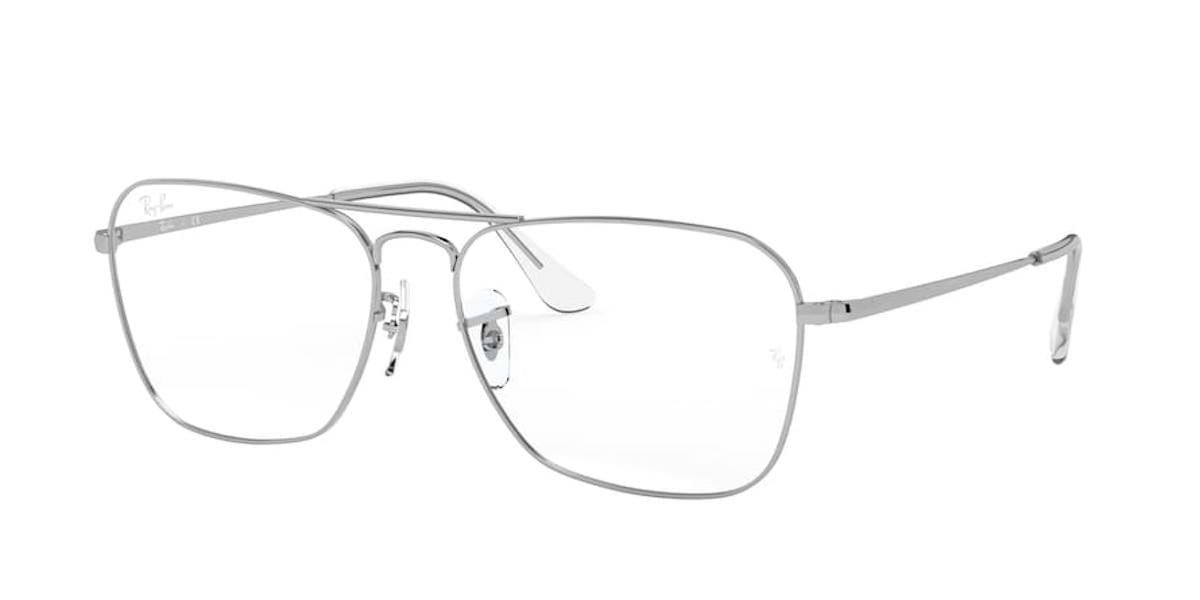 Ray-Ban RX6536 2501 Silver