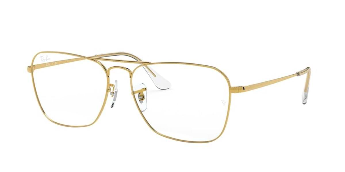 Ray-Ban RX6536 3086 Legend Gold