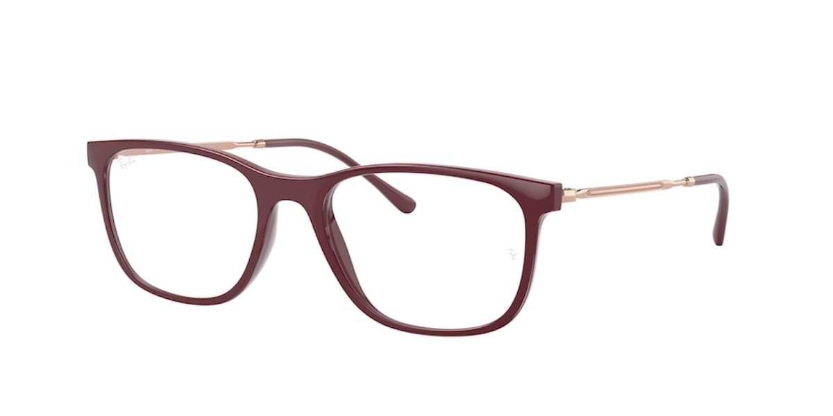 Ray-Ban RX7244 8099 Red Cherry