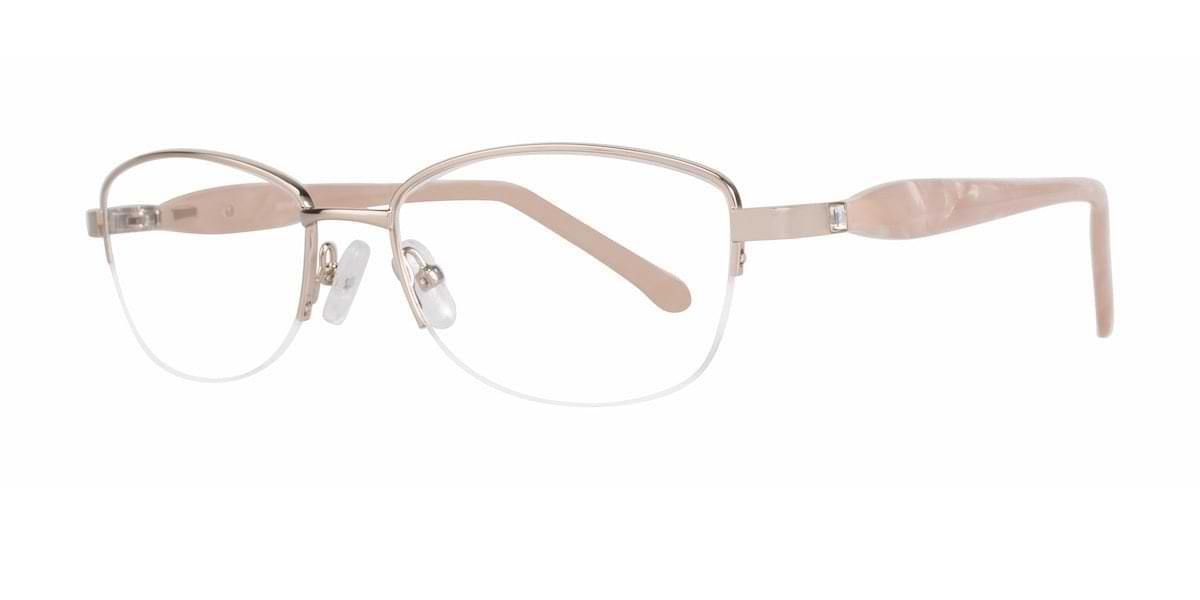 Serafina Eyewear Flora Gold