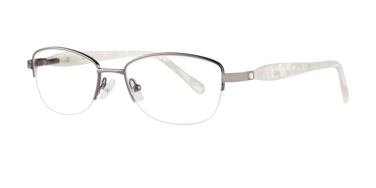 Serafina Eyewear Flora Gunmetal