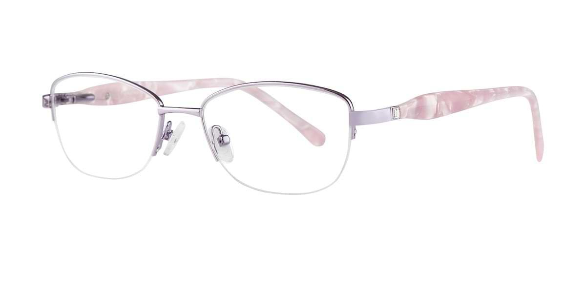 Serafina Eyewear Flora Rose