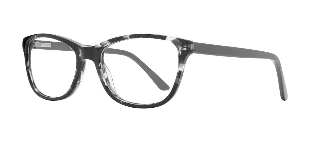 Serafina Eyewear Penelope Demi Grey