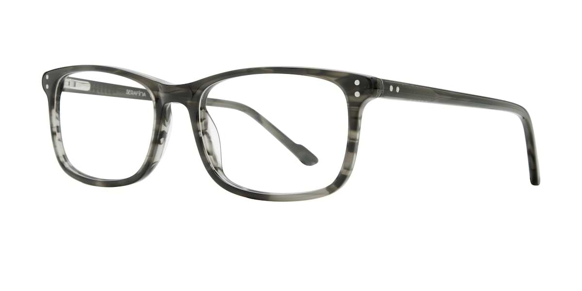 Serafina Eyewear Theo Brown