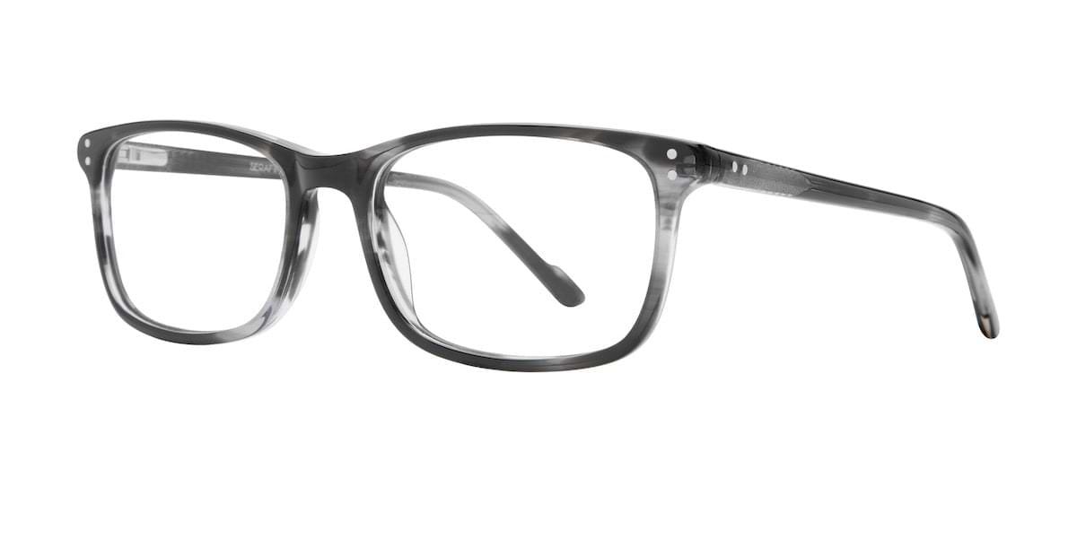Serafina Eyewear Theo Grey