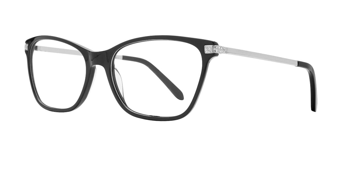 Serafina Eyewear Tinsley Black