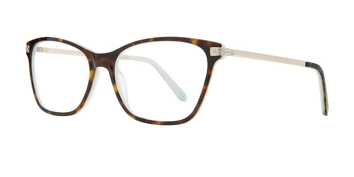 Serafina Eyewear Tinsley Seafoam