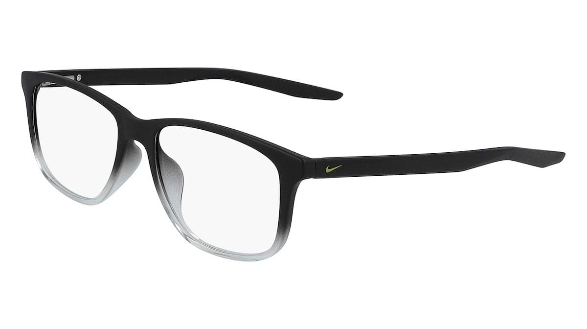 Nike 5019 011 Matte Black Fade