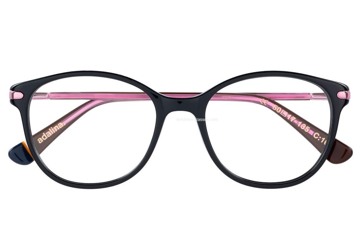 Superdry Adalina 104 Black / Pink - Front