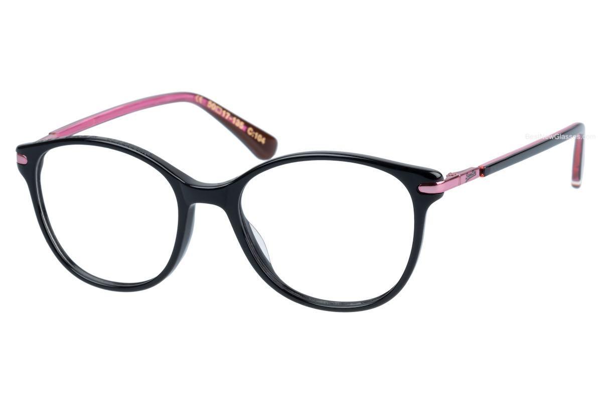 Superdry Adalina 104 Black / Pink