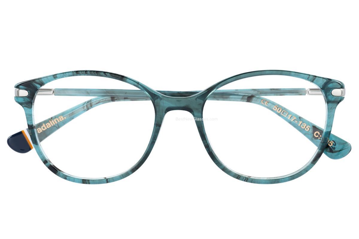 Superdry Adalina 105 Teal Tortoise / Silver - Front
