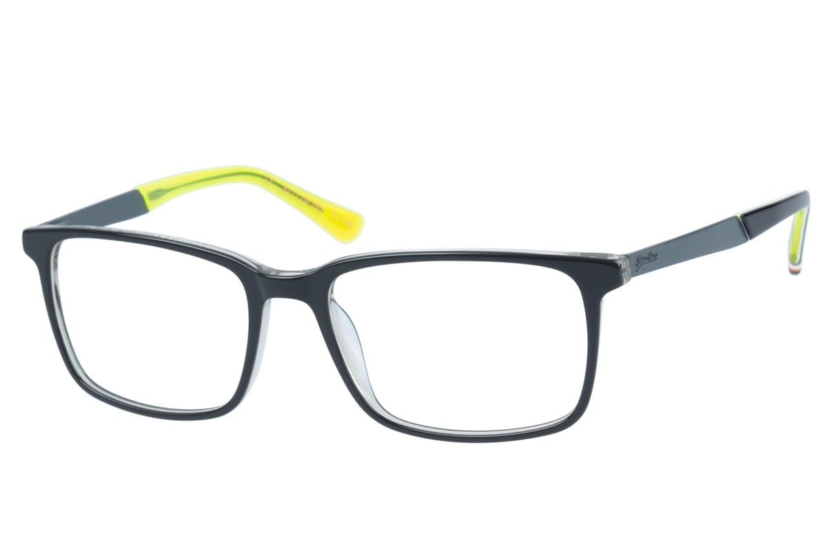 Superdry Domenic 108 Grey / Black / Yellow