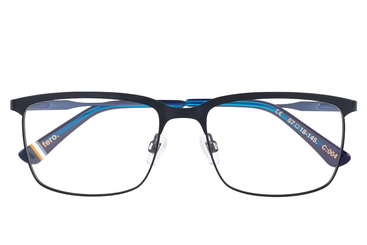 Superdry Fero 004 Black / Blue - Front