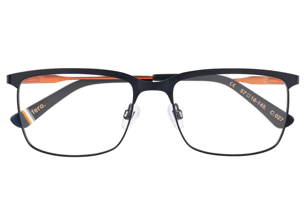 Superdry Fero 027 Black / Orange - Front