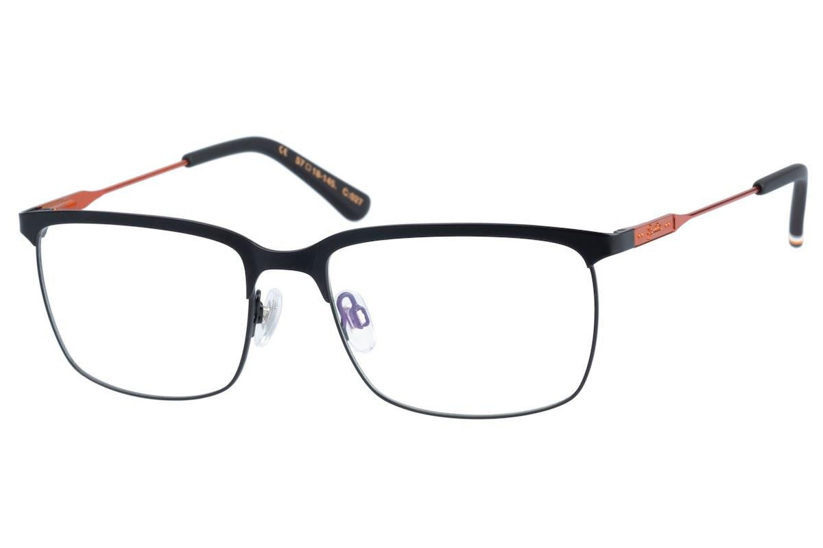 Superdry Fero 027 Black / Orange