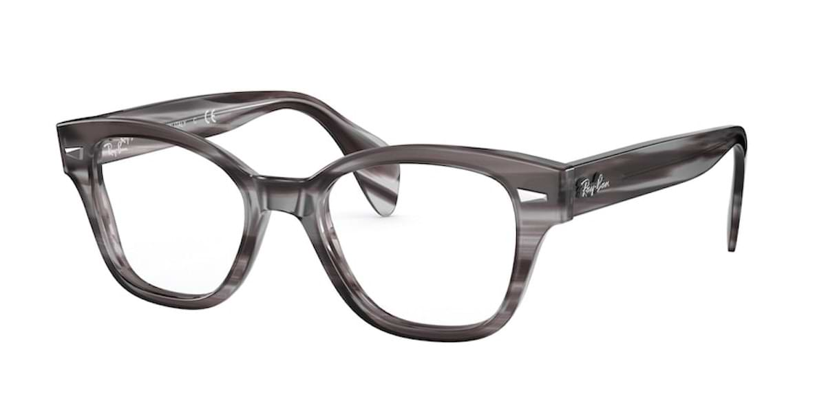 Ray-Ban RX0880 8055 Striped Grey