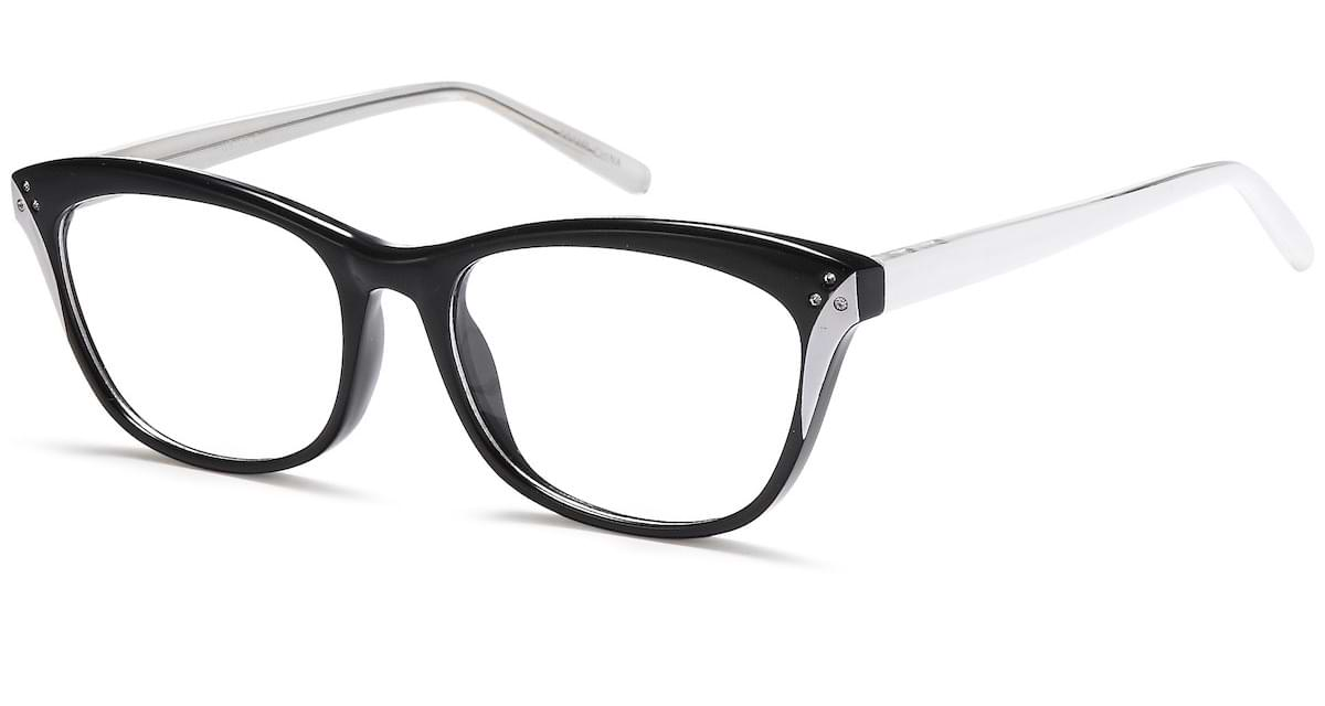 Capri US103 Black White