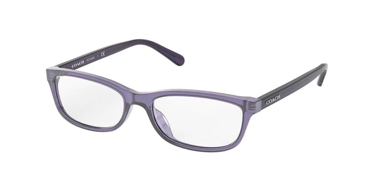 Coach HC6158U 5616 Transparent Purple