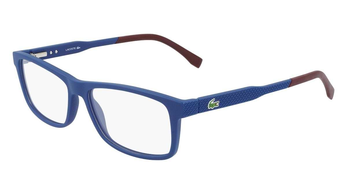 Lacoste L2876 424 Blue Matte