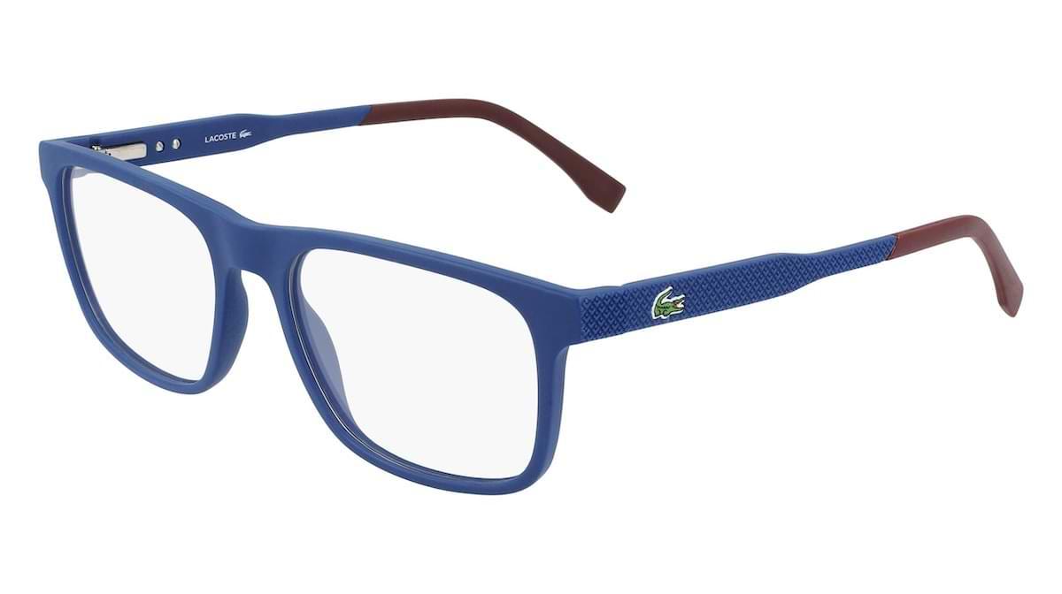 Lacoste L2875 424 Blue Matte