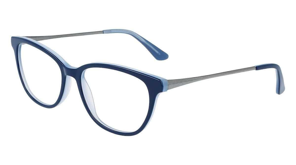Marchon M-5013 404 Blue Laminate