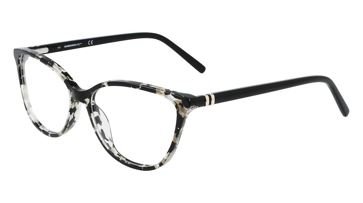 Marchon M-5014 019 Black Tortoise
