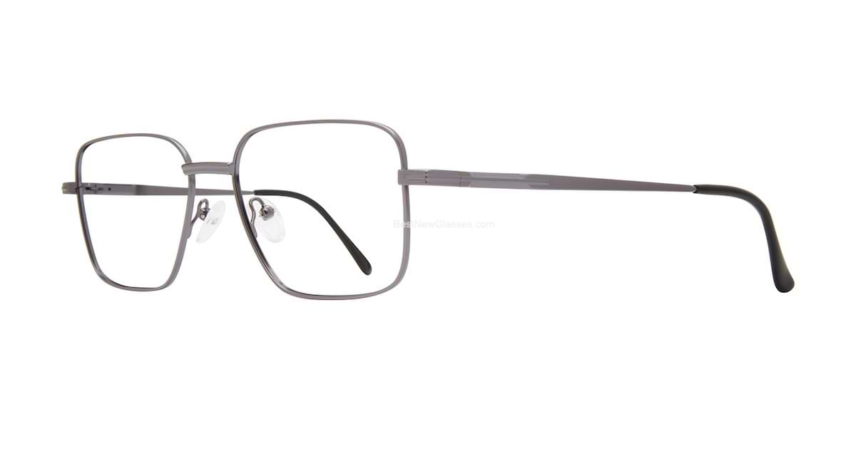 Maxx Eyewear Bruno Matte Gunmetal