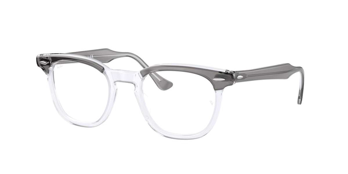 Ray-Ban RX5398 8111 Grey on Transparent