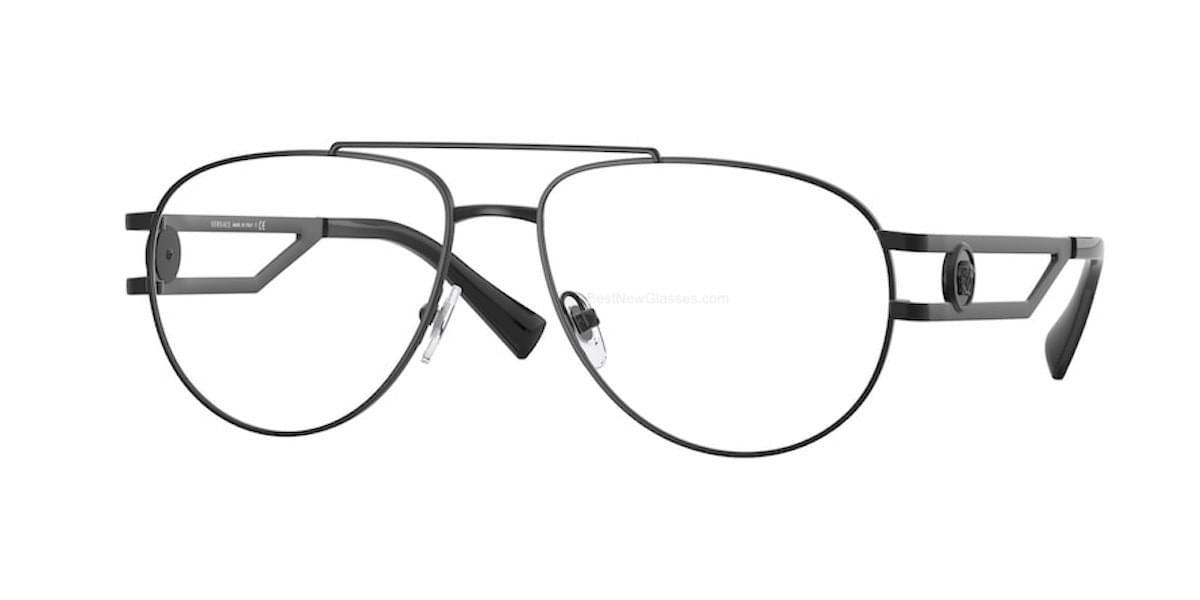 Versace VE1269 1009 Matte Black