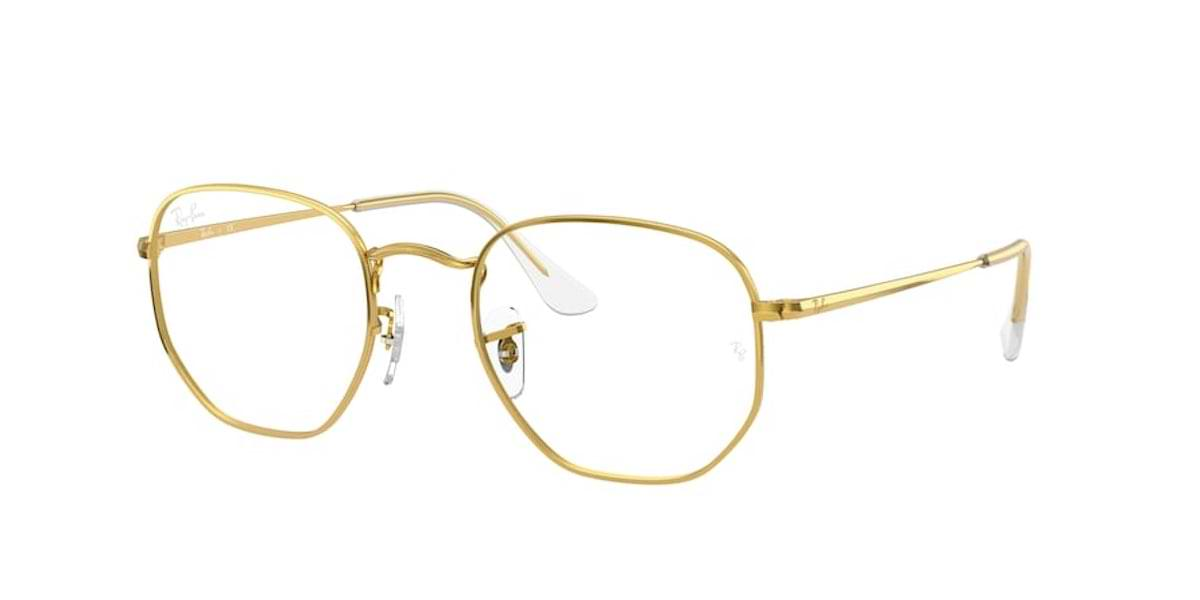 Ray-Ban RX6448 3086 Legend Gold